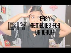 4 Miracle Ways To Instantly Treat Dandruff