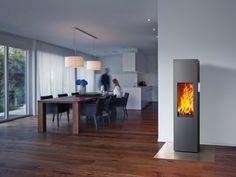 ART-15 von Attika Feuer | Holzkaminöfen