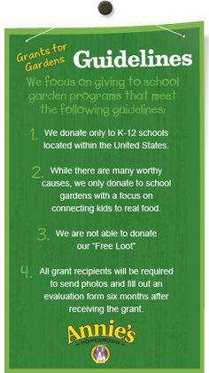 1000 images about School Garden Grants on Pinterest School