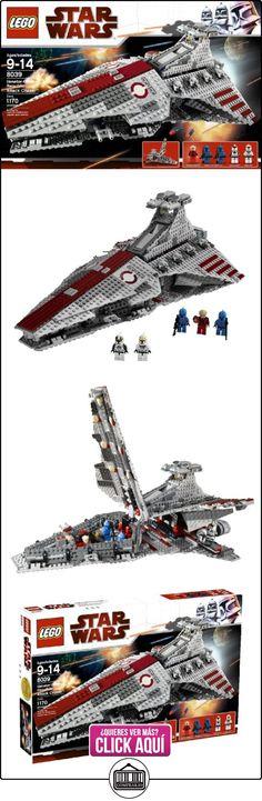LEGO Venator-class Republic Attack Cruiser - vehículos de juguete (Multi)  ✿ Lego - el surtido más amplio ✿ ▬► Ver oferta: https://comprar.io/goto/B001URW7ZI