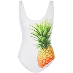 Onia Kelly Pineapple One Piece (593.580 COP) ❤ liked on Polyvore featuring swimwear, one-piece swimsuits, pineapple, print, pineapple swimsuit, onia bathing suits, pineapple one piece bathing suit, 1 piece swimwear and print swimwear