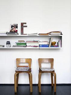 chairs / Alvar Aalto
