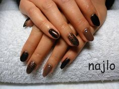 eigen nagels