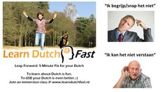 Learn Dutch Fast offers award winning Dutch language courses ranging from intensive total immersions to private lessons on all levels. Learn Dutch, Dutch Language, Learning, Memes, Studying, Meme, Teaching, Onderwijs