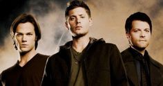 Sam, Dean and Cas.