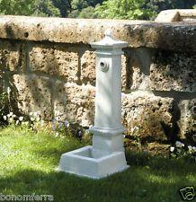 Dettagli su fontane giardino fontana edmond in cemento - Fontane da giardino ebay ...