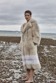 Heroine Magazine Fall/Winter 2015   Julia Van Os by Emma Tempest