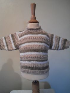 ROLL NECK STRIPED JUMPER, £7.50  I love all these earthy tones. Jumper, Men Sweater, Roll Neck, Earthy, Knits, Pullover, My Favorite Things, Knitting, My Love