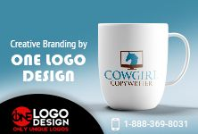 Stunning #Logo Design for Cowgirl Copy Writer. Get Your Stationary done today. Visit: www.onelogodesign.com/?/clk #logo #logodesign #branding #design