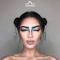 This Makeup Artist Created Stunning Astrology Beauty Looks for Each Zodiac Sign