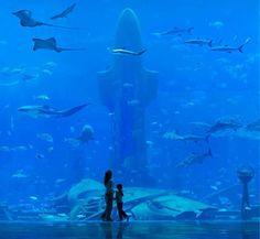 Atlantis Underwater Hotel Dubai