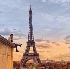 Eiffel Tower, Paris Tower, France, Paris, Building, Travel, Viajes, Lathe, Buildings, Traveling