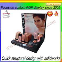 cosmetic racks