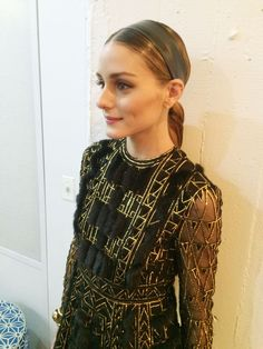 The Olivia Palermo Lookbook : Olivia Palermo at An Evening Gala Honoring Valentino in Lincoln Center.