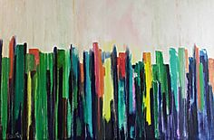 "Saatchi Art Artist Jen Dacota; Painting, ""Dreamcatcher No.3"" #art"