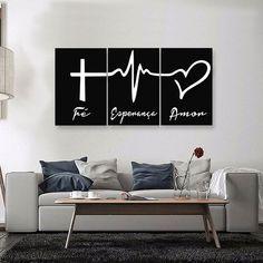 🎭 Step By Step studio decoration DIY Realistic,Ha. Home Decor Wall Art, Living Room Decor, Bedroom Decor, Diy Canvas, Sweet Home, Interior Design, Decoration, Painting, Skull Clothes