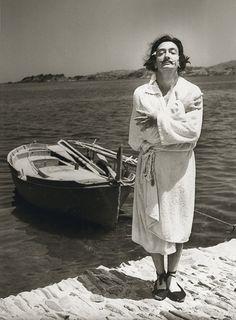 Salvador Dalí, 1953 | #dali #salvadordali