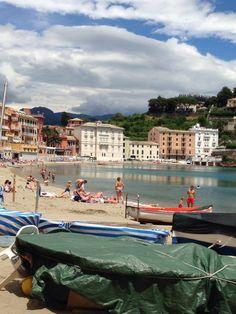 Playa del silencio, Italia