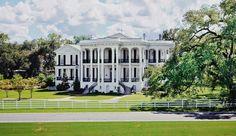Nottoway Plantation & Resort - White Castle, Louisiana