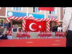 Sancaktepe Safa İlkokulu 2-E Sınıfı 23 Nisan Gösterisi (Ozan Deniz KİPEL) - YouTube
