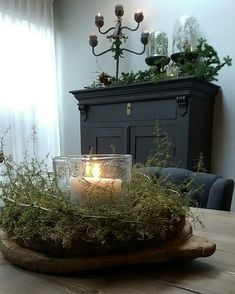 How to Brine and Roast Turkey with Homemade Gravy Kerst sober landelijk stoer - Deco Floral, Vintage Coffee, Rustic Interiors, My New Room, Balloons, Christmas Decorations, Candles, Flowers, Crafts