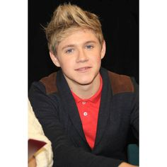 Oh look, it's the Niall Horan smile gallery ❤ liked on Polyvore