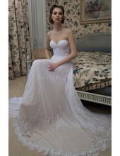 Herz-ausschnitt Brautkleider für Mollige -13-15 Paris 2013