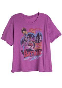 Batman T-shirt $24.50 (Delias.com)