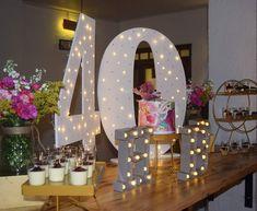 "8 Me gusta, 0 comentarios - Maria del Pilar Núñez Vega (@poshdecobox) en Instagram: ""Fabulosos 40 para Maria del Pilar! . . . . . #celebracionesbogota #eventosbogota #eventosocial…"" Table Decorations, Furniture, Instagram, Home Decor, Green Headboard, Yurts, Decoration Home, Room Decor, Home Furnishings"