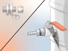 How to Turn a Keg Into a Brew Kettle -- via wikiHow.com