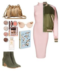 """Untitled #58"" by agnesenapoli on Polyvore featuring Posh Girl, Alexander McQueen, Gianvito Rossi, Diane Von Furstenberg, Terre Mère, Tory Burch, Linda Farrow and Olympia Le-Tan"