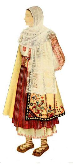 Dolj Femeie Romania, Victorian, Moldova, Costumes, Folklore, Blouse, Europe, Embroidery, Sewing