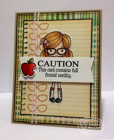 Paper Funtastics: TSG December Release Sneak Peeks - Day 1!! Smarty Pants clear stamps by Whimsie Doodles http://www.tsgstamps.com/Smarty_Pants_p/195-12.htm