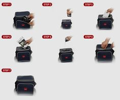 How the Insulated Cooking & Cooling Bag works