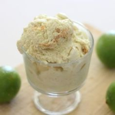 Key Lime Pie Ice Cream (My Ice Cream Obsession Continues) Key Lime Pie Ice Cream Recipe, Ice Cream Pies, Ice Cream Recipes, Rival Ice Cream Maker, Flavor Ice, Ice Cream Social, Frozen Desserts, Best Ice Cream