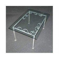 Tavolo Tavolino in FERRO BATTUTO . Realizzazioni Personalizzate . 691