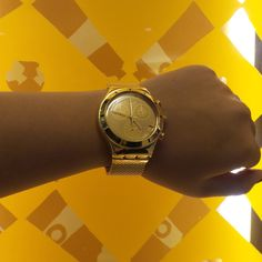 #Swatch GOLDEN COVER ©Swatch