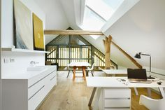 Old Barn Converted into a Contemporary House by Styria Arhitektura