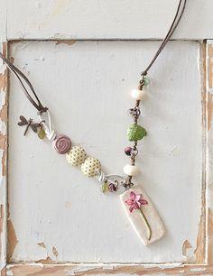 The Jewelry Stringing Secret Garden Pattern Collection | InterweaveStore.com