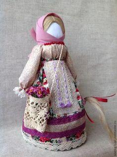 """Купить """"Успешница""""по мотивам Народной куклы. - народная кукла, обережная кукла, кукла оберег"""