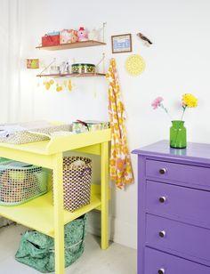 ATELIER RUE VERTE le blog: Une chambre de fille sans rose ... ? C'est possible !