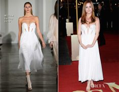 Isla Fisher In Willow – 'Les Miserables' London Premiere