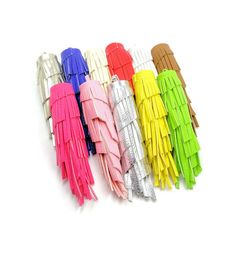 """Large Decorative Tassels - 4.5"""" Long Tassels in Assorted Colors, Layered Fringe Tassels For Key Chains, Purses and More - Large Tassels from BrainstormSupplies.Etsy.com #etsy #tassels"""