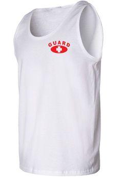 5e8758d91cdd Original Guard Tank · Lifeguard UniformsAthletic Tank Tops