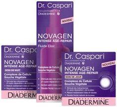 Diadermine Dr. Caspari Novagen range