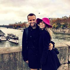 Chegamos no nosso sonho Vida @fernandoferrazjr  #Paris