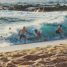 Water games 2 #gotoreunion #sea #beach #lareunion #games #travel by alex_j