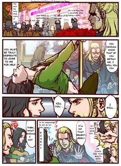#Thor + #Loki = #Thorki = ♡ | Yet another version of #TDW :D #TomHiddleston