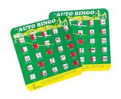 Travel Bingo Set of 2 by Miles Kimball $7.99 #bestseller