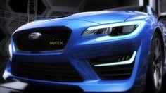 2014 Subaru WRX concept Video - New York Auto Show 2014 - STI ...